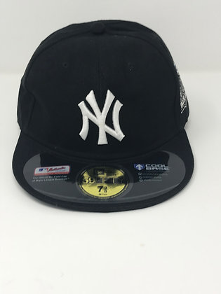 Sz 7 3/8 New York Yankees Fitted Hat
