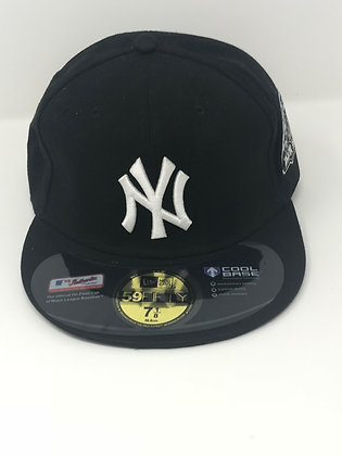 Sz 7 1/8 New York Yankees Fitted Hat
