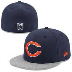 Sz 7 Chicago Bear fitted hat