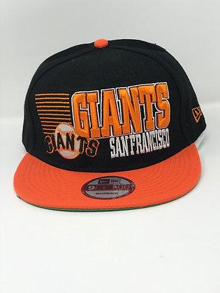 San Francisco Giants adjustable snapback