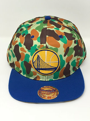 Golden State Warriors adjustable snapback