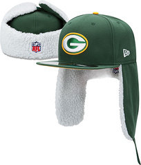 Sz 7 5/8 Green Bay Winter hat