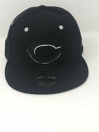 Sz 7 1/8 Cincinnati Reds Fitted Hat