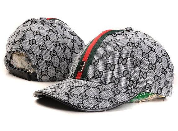 Gucci adjustable hat - Grey