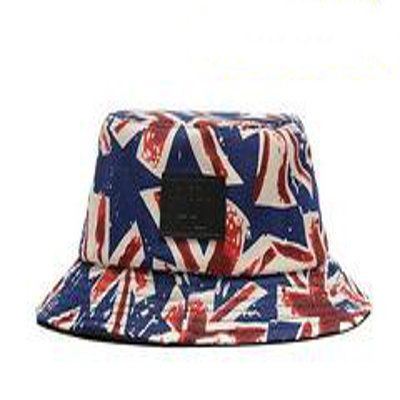 New York (British Flag) youth Bucket hat