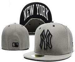 Sz 7 3/4 New York Yankees fitted hat