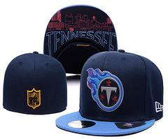 Sz 7 1/4 Tennessee Titans fitted hat
