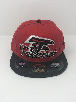 Sz 7 Atlanta Falcons Fitted Hat