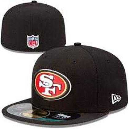 Sz 6 1/2 San Francisco 49ers youth Fitted hat