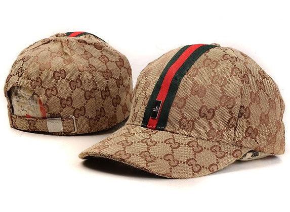 Gucci adjustable hat - Tan