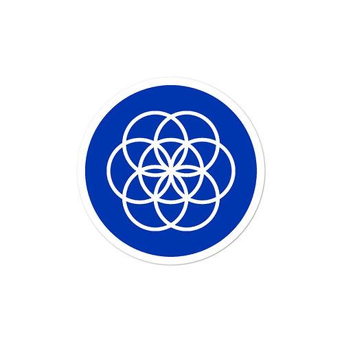 Earth Flag Sticker