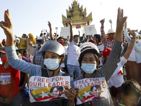 Open Letter on Myanmar to UN and ASEAN Secretaries-General