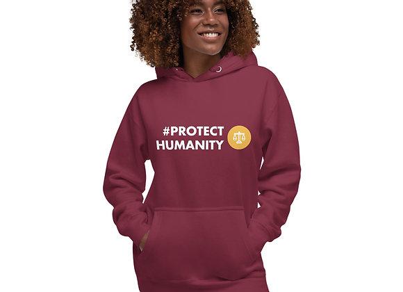 #ProtectHumanity Unisex Hoodie