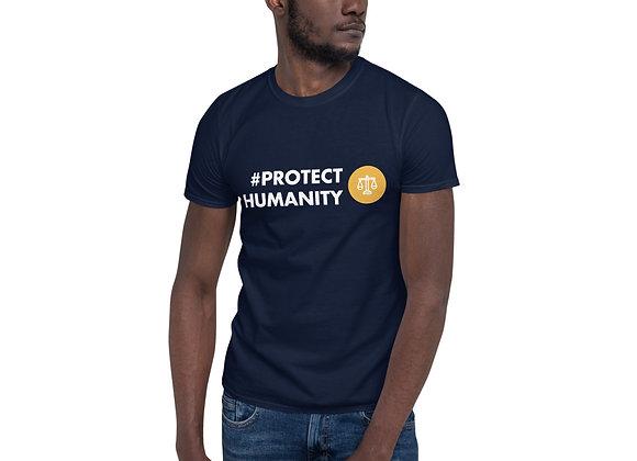 #ProtectHumanity Unisex T-Shirt
