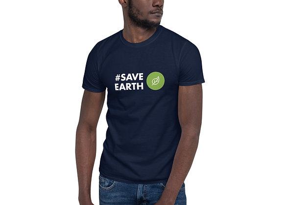 #SaveEarth Unisex T-Shirt