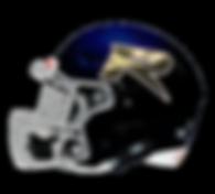 riddell_speedflex_Rebels_Blue_helmet_Lef