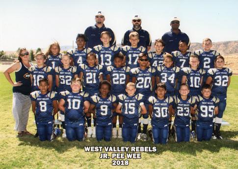 West Valley Rebels Jr Pee Wee 2018.jpg