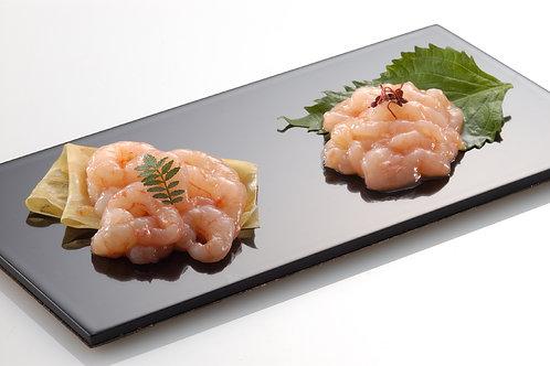 Sashimi camarón