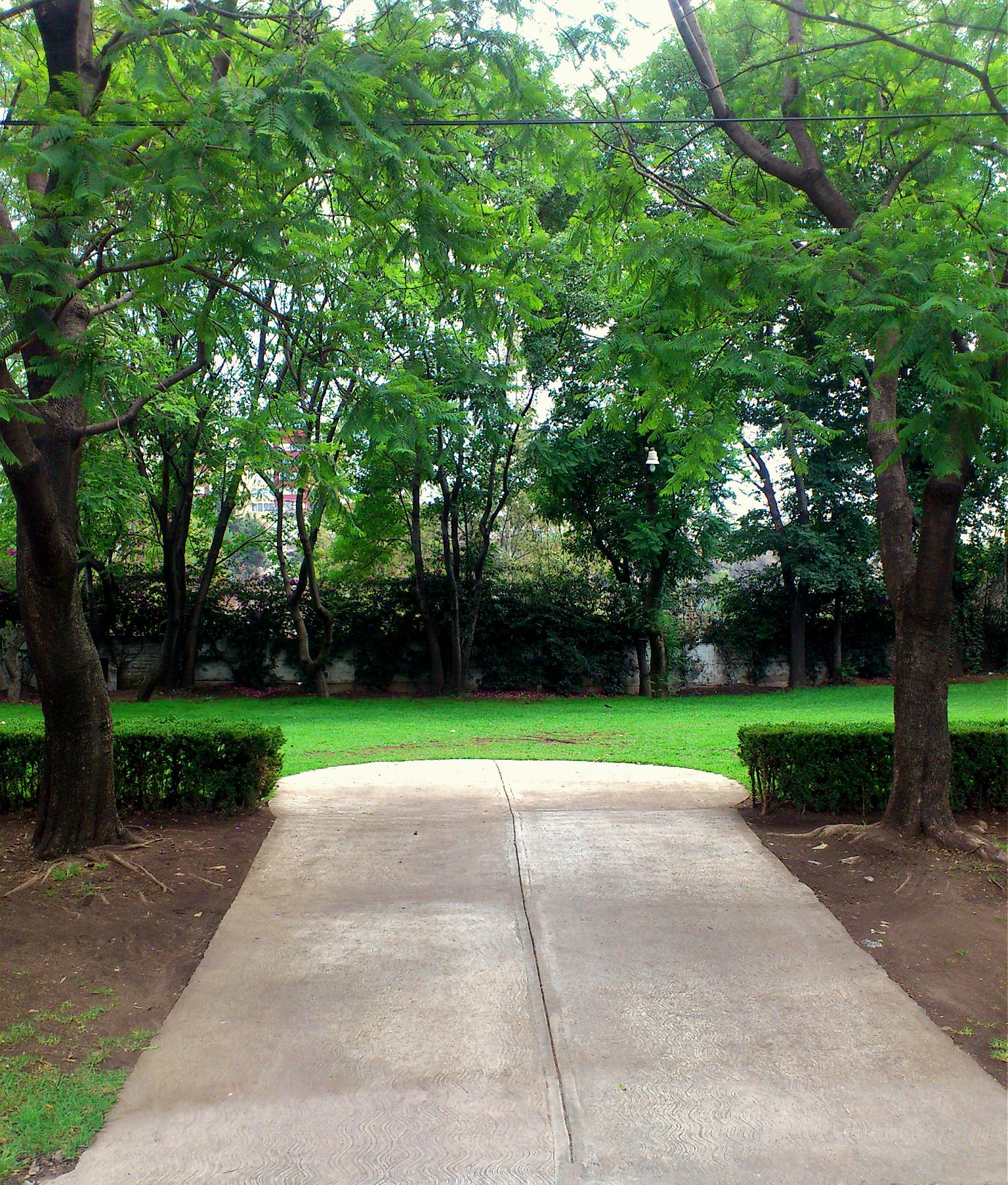 Jardín Para Eventos Empresariales