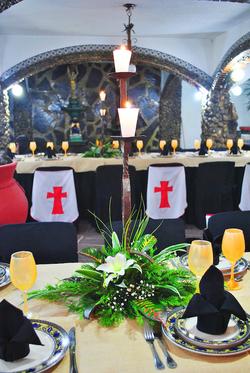 Mobiliario Medieval para Eventos