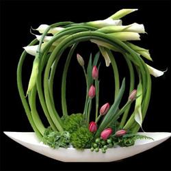Centros de mesa Arte Floral