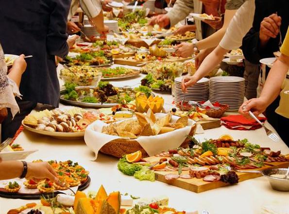 Banquetes para Bodas México DF