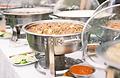 Banquetes para eventos sociales