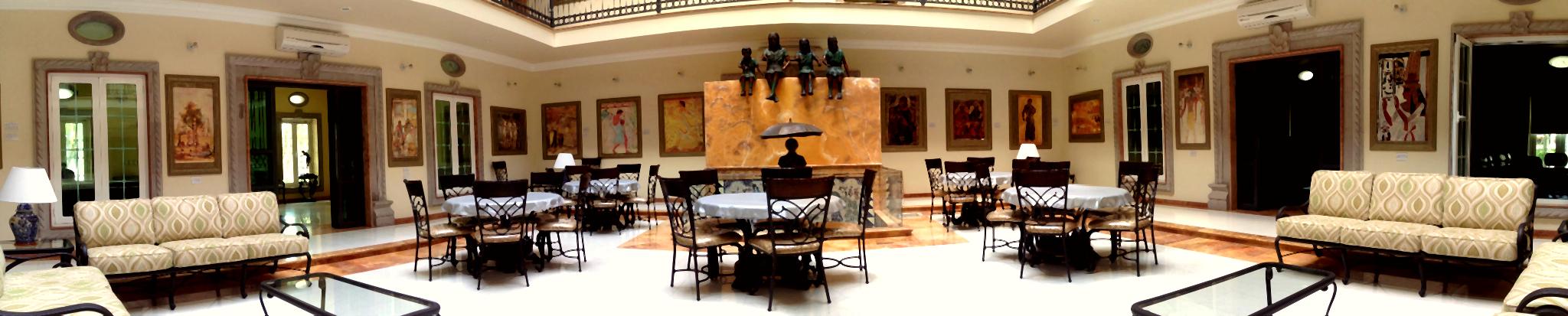 Comedor torre principal villa toscana 7.jpg