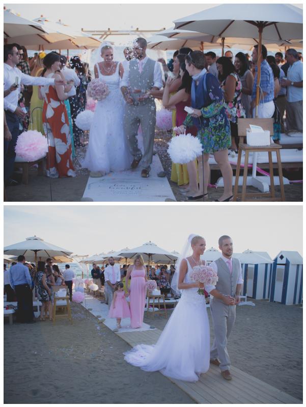 salduna beach marriage ceremony
