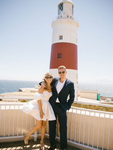 Gibraltar wedding photographer