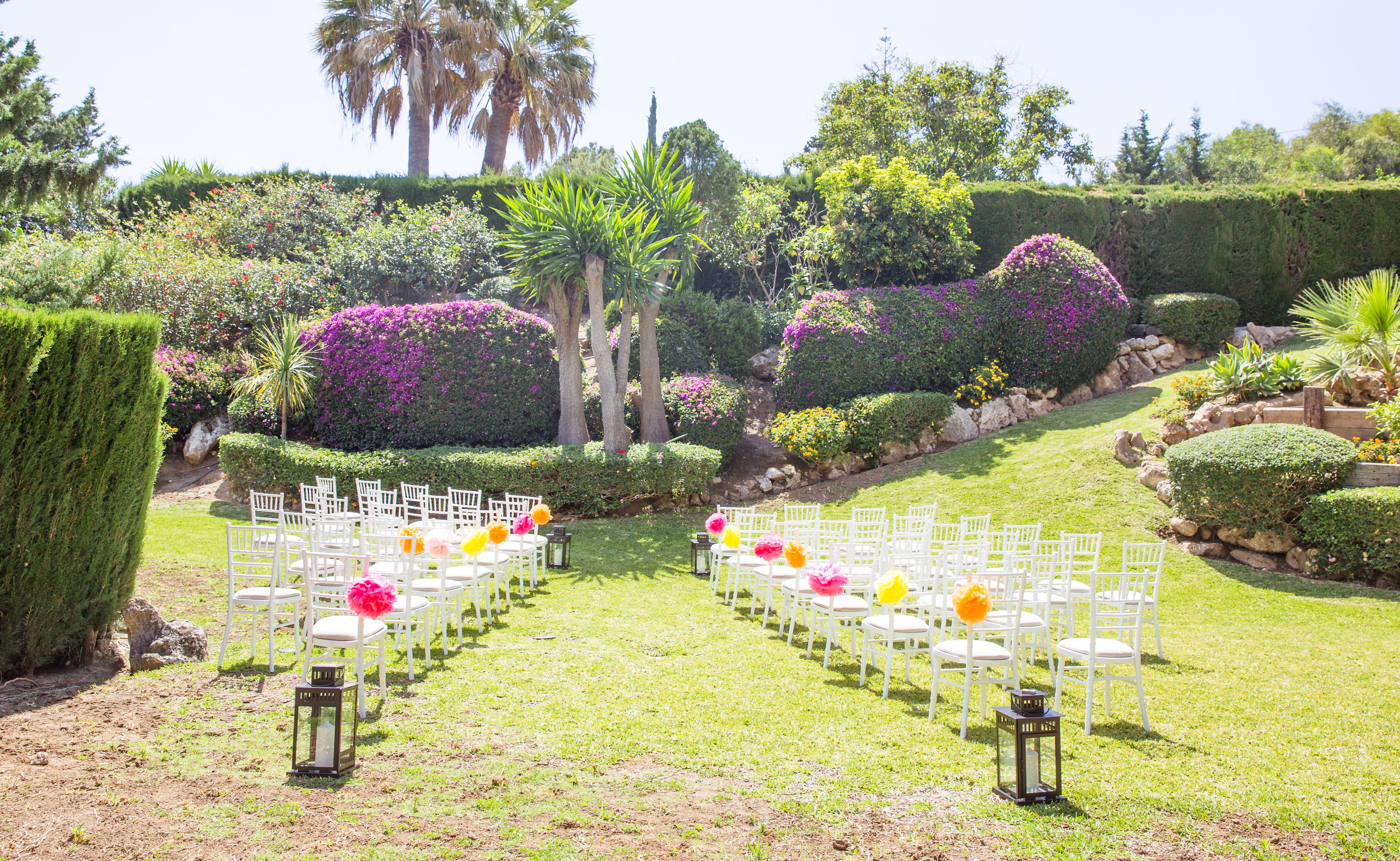 Villa Wedding Marbella