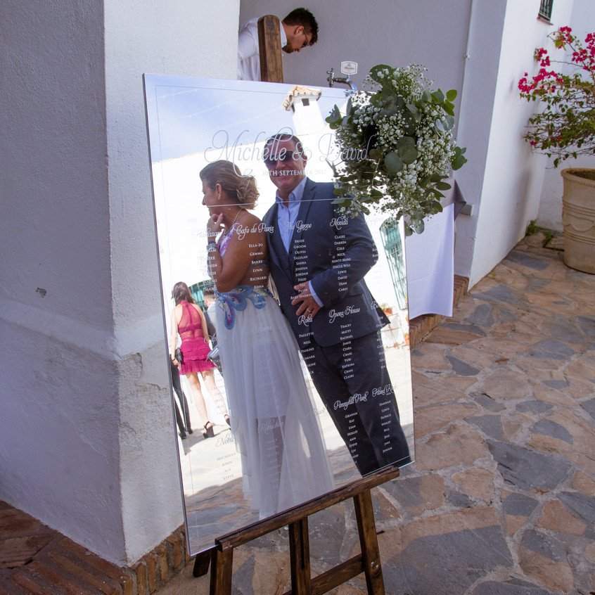 Professional wedding photography Spain