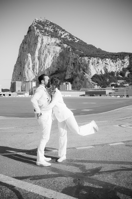 Gibraltar Elopement photographer
