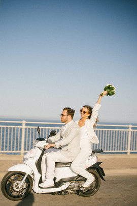 Gibraltar wedding photos