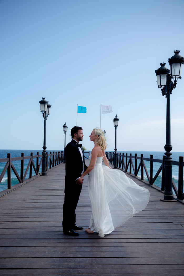 Beach wedding photography Marbella