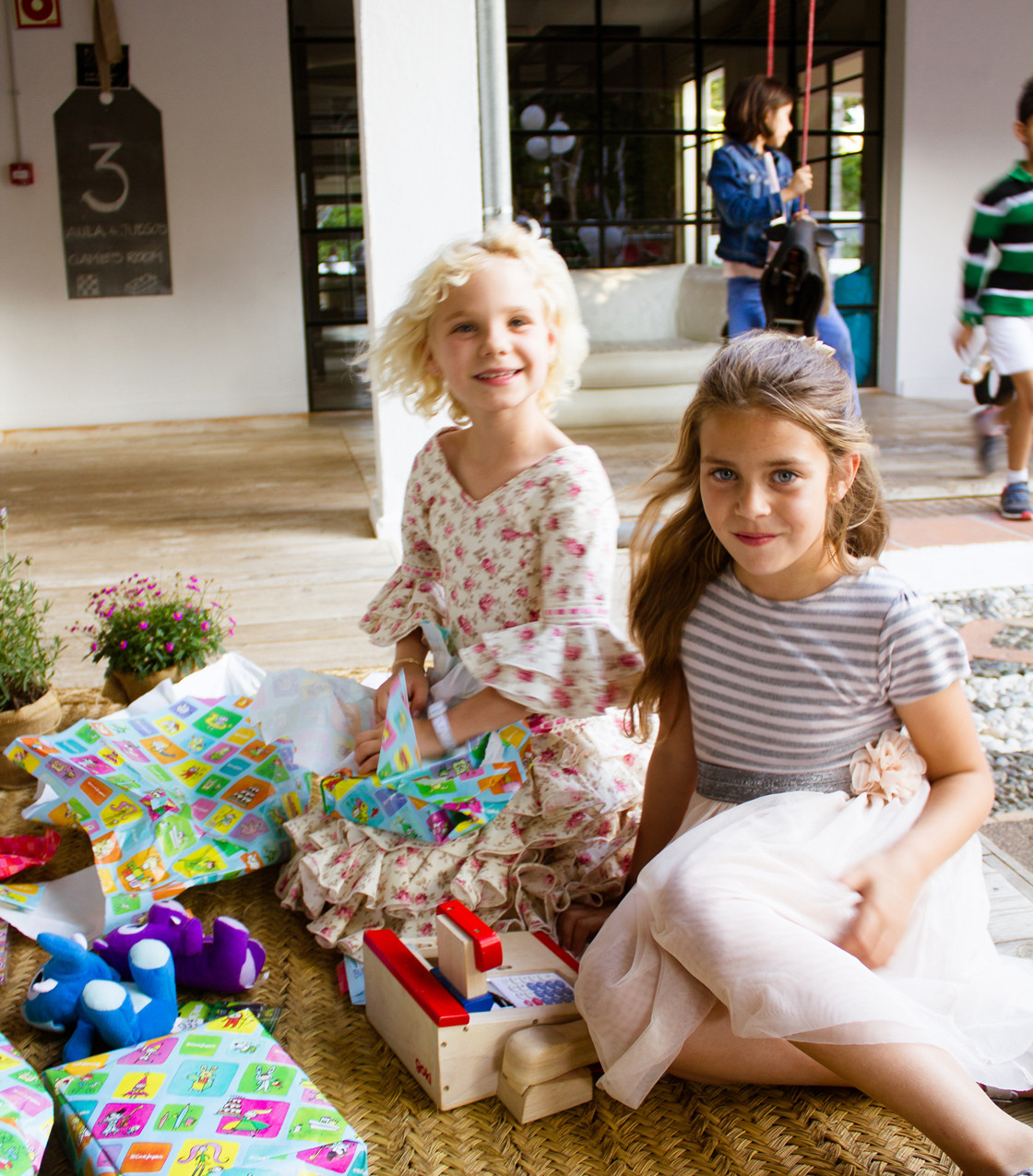 Kids party photographer