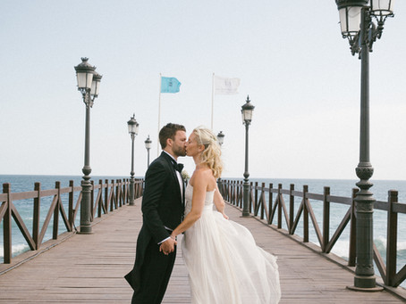 Marbella Elopement Wedding