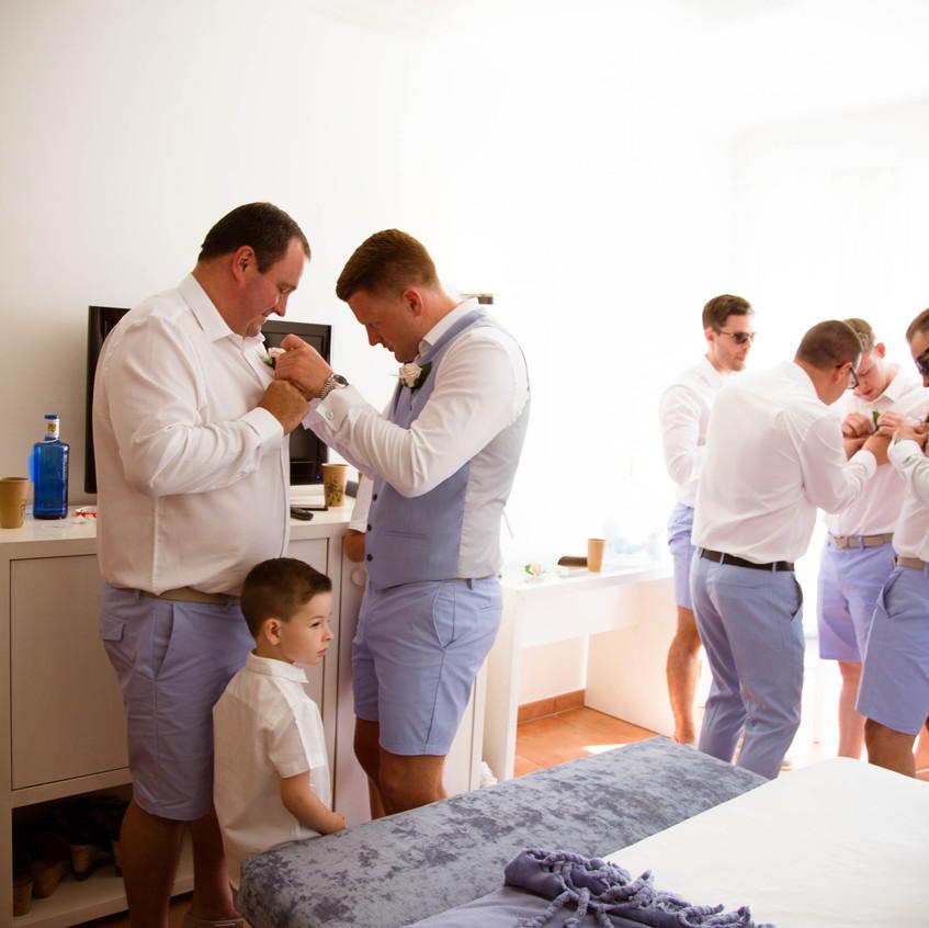 Costa del Sol wedding photographer20