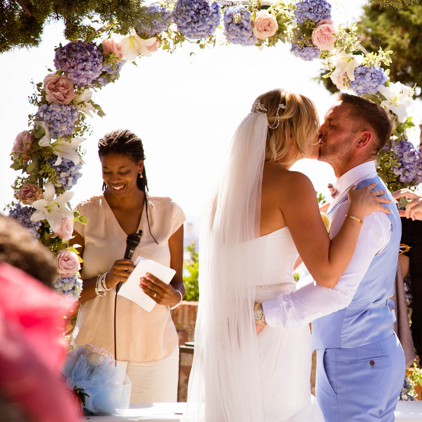 professional wedding photographer marbel