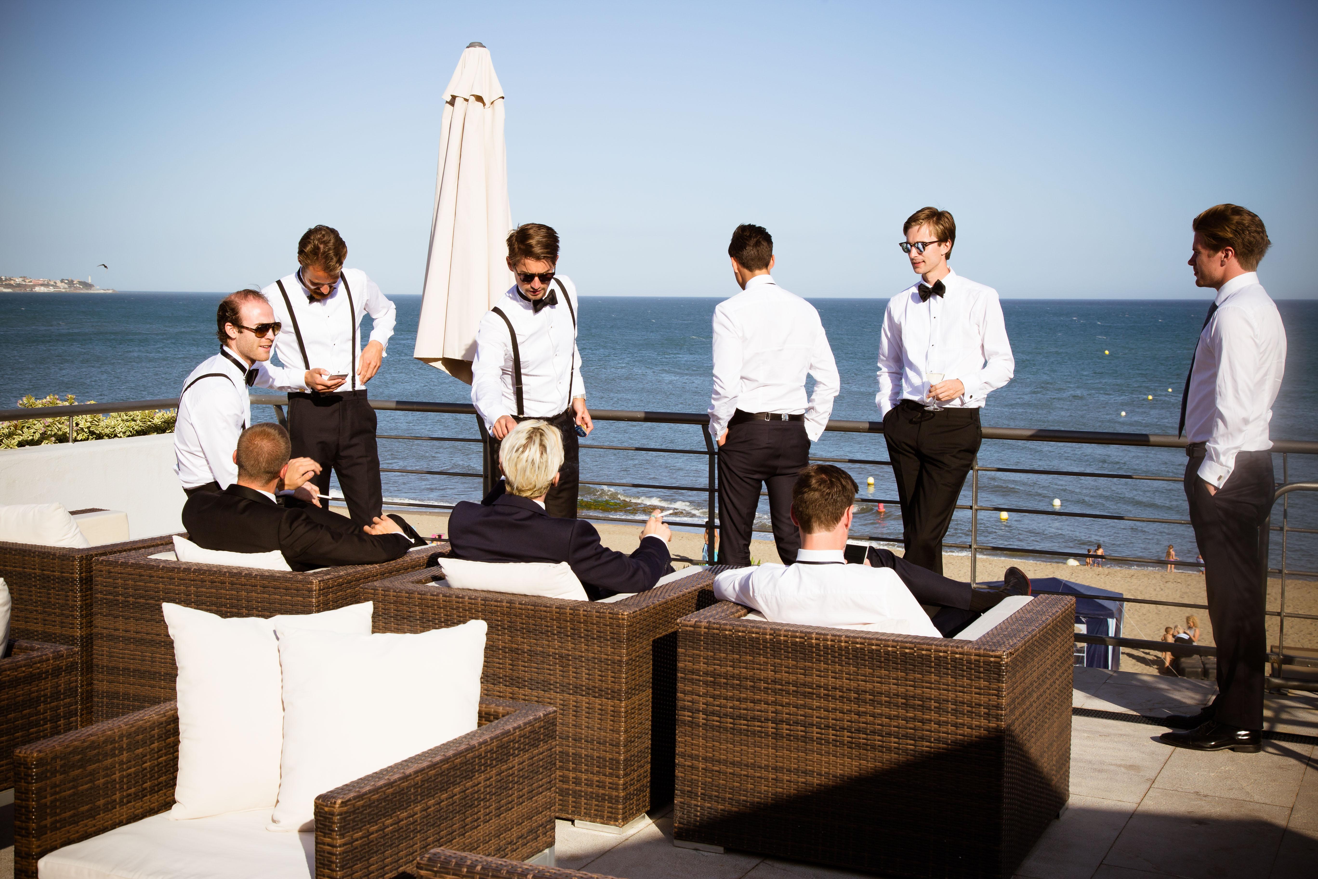 Norwegian wedding marbella