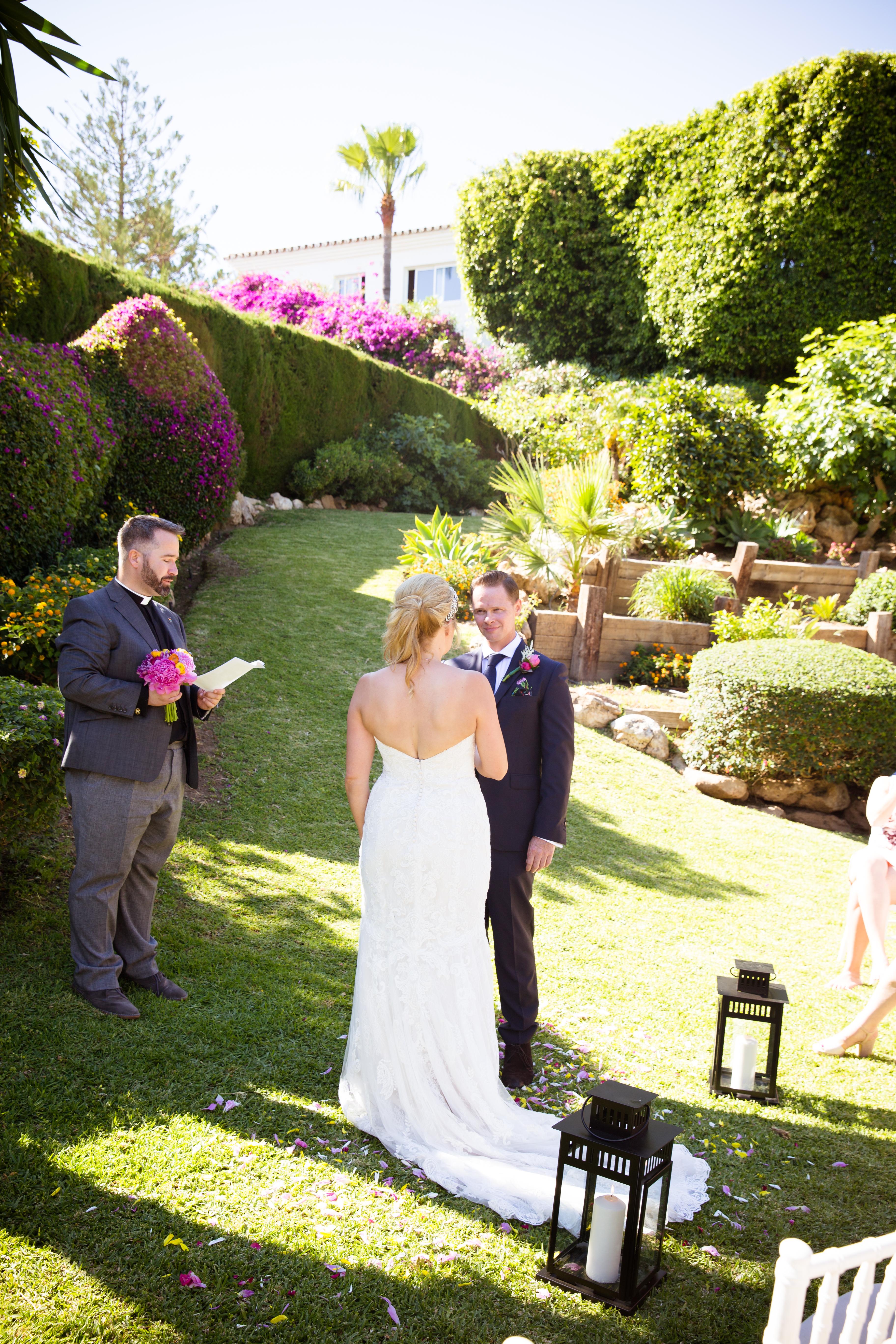 Destination Wedding Photographer Spa