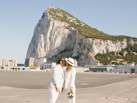Elopement Wedding Gibraltar