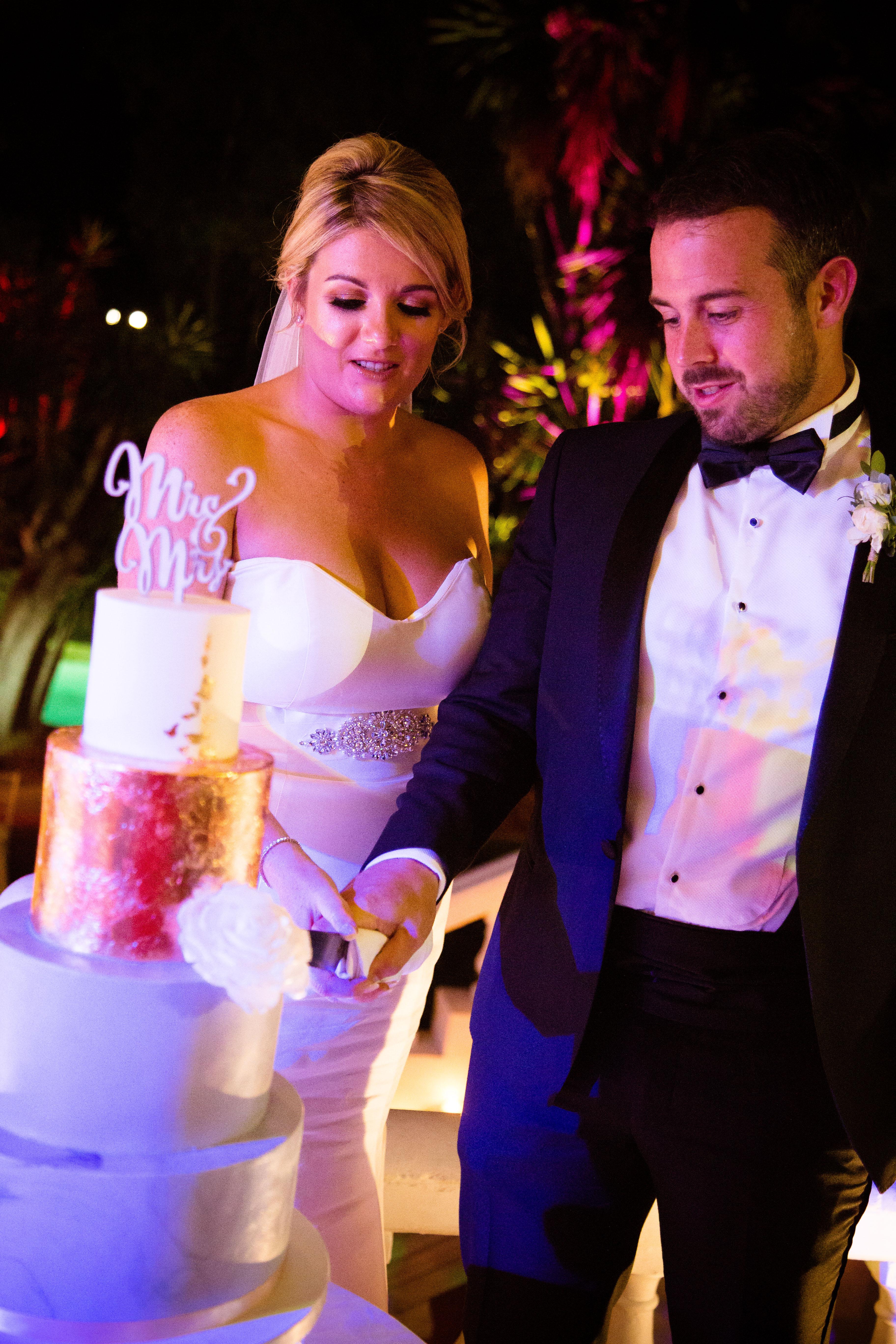 Marbella Hideaway wedding
