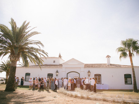 Andalusian Cortijo Wedding
