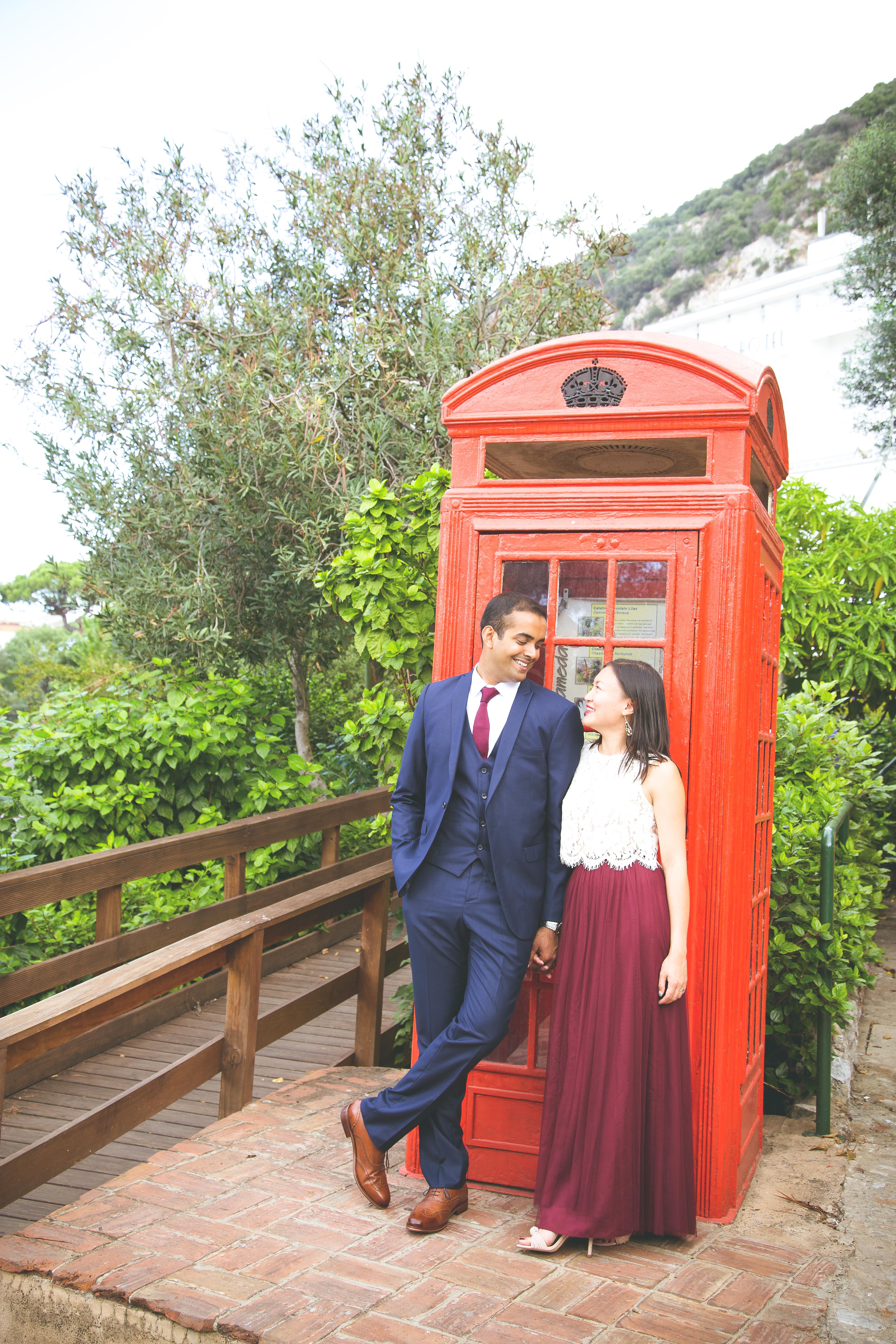 Best Wedding Photographer Gibraltar