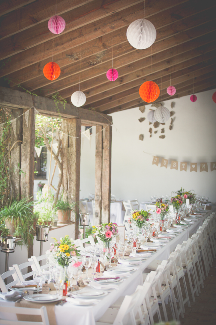 Country wedding in Spain