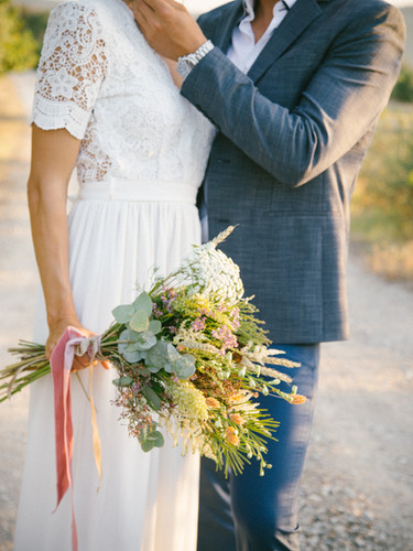 Rural Intimate Wedding