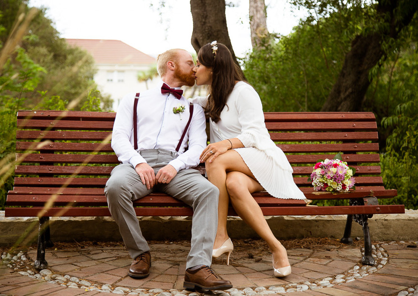 Elopement Wedding Gibraltar