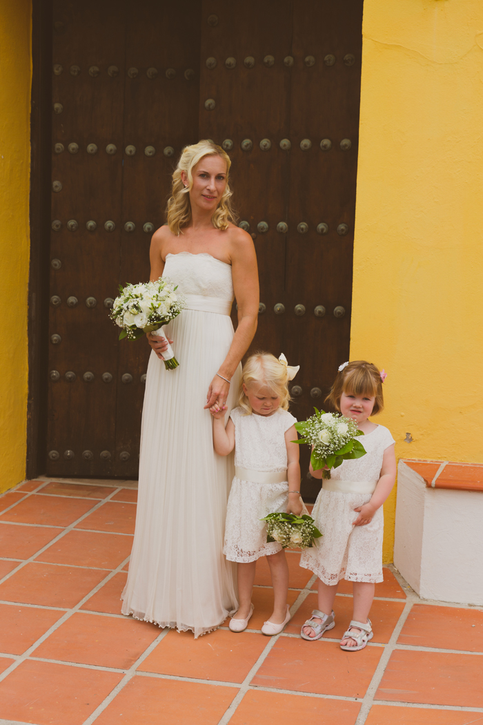 Norwegian Church Wedding Costa del sol