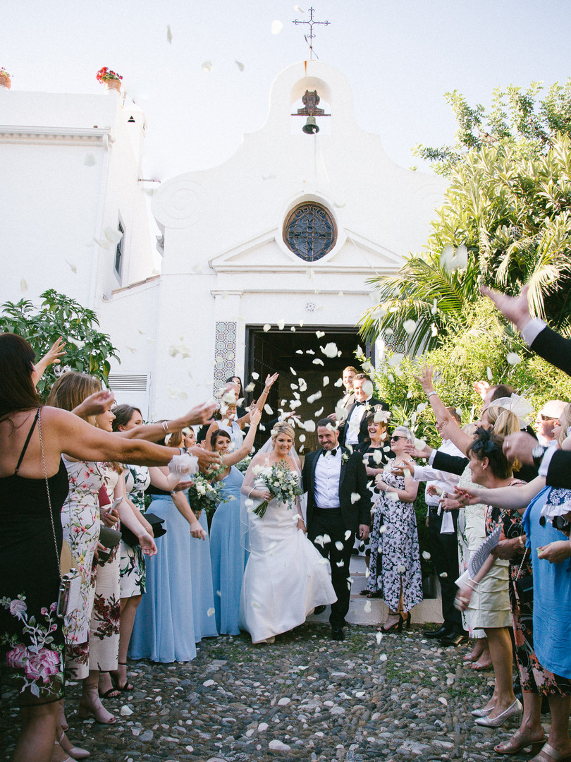 La Virginia Wedding Marbella